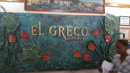 El Greco Resort: 20160716_113425_large.jpg