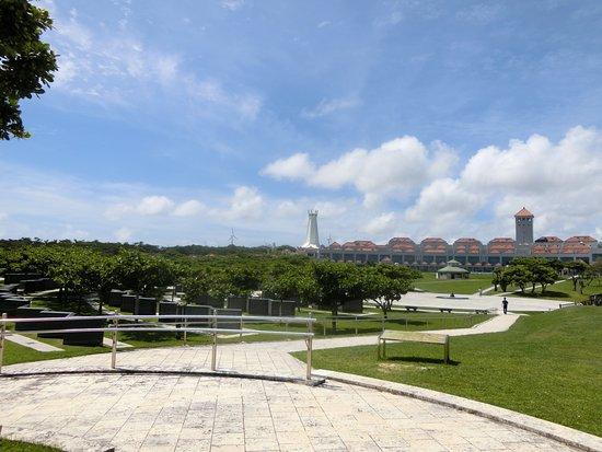 Okinawa Peace Memorial Park Photo