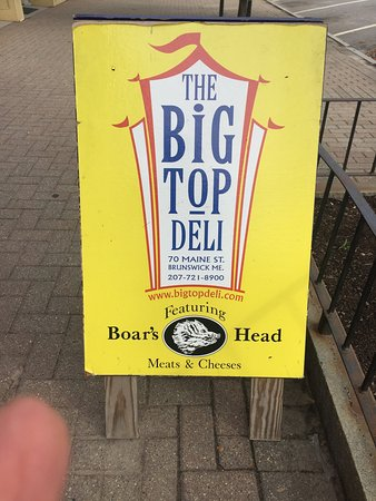 Big Top Delicatessen: photo1.jpg