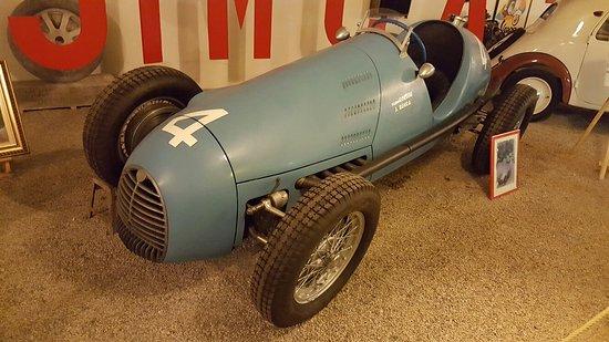 Musée Automobile de Provence: Musée