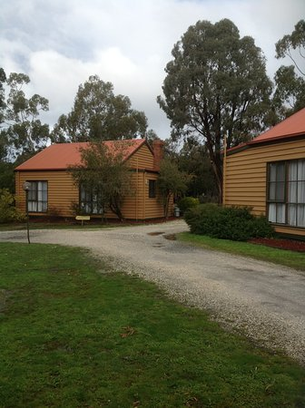Mountain View Motor Inn & Holiday Lodge: Two bedroom lodges