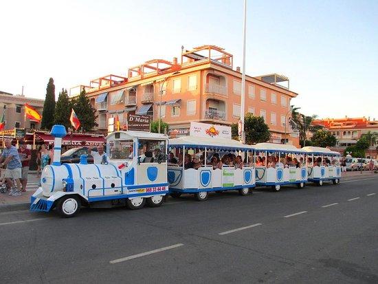 El Habanero Tren Turistico