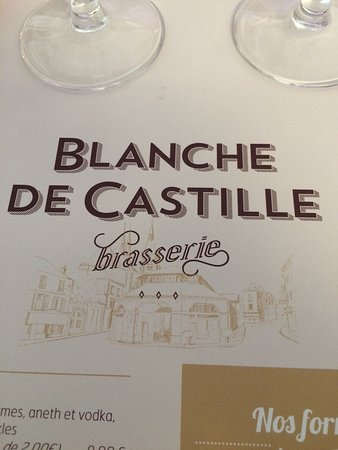 Dourdan, Frankrig: Blanche de Castille - Hôtel, Bar, Brasserie