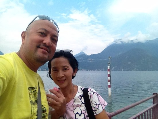 Lombardie, Italie : with lover