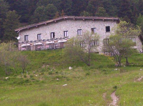 Villarodin-Bourget, Frankrijk: refuge vu de la vallée de l'Orgère