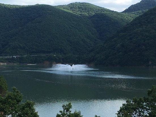 Shichikashuku Dam Nature Resting Park