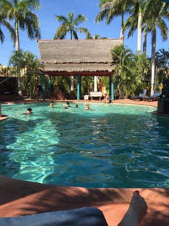 藍色套房酒店照片