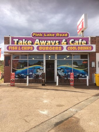 ‪Pink Lake Takeaway and Cafe‬