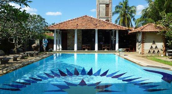 villa araliya - pool
