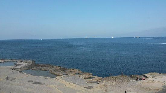 Marsaxlokk, Malta: à 5 minutes en continuant à gauche de la St Peter's Pool