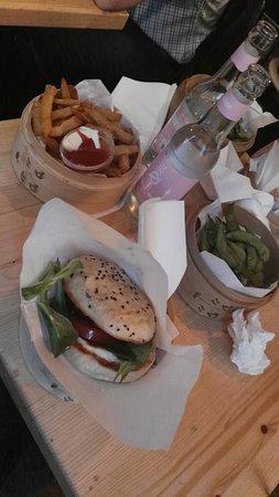 Shiso Burger: shiso