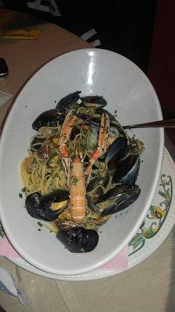 Oriago di Mira, Italia: Taverna Brenta