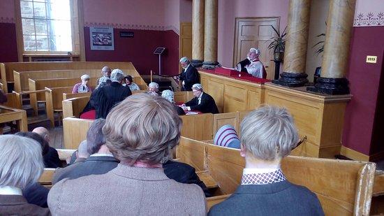 Inveraray, UK: Il tribunale