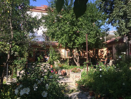hotel mirhav vue des jardins en terrasses