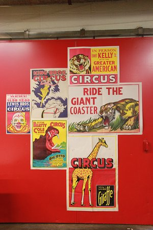 Two Rivers, WI: Examples of printed posters made in this fashion