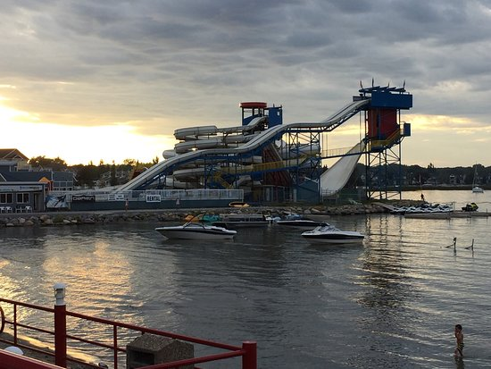 Sylvan Lake, Canada : Nice place in Alberta to have fun with my family