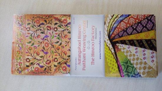Himroo Fabrics