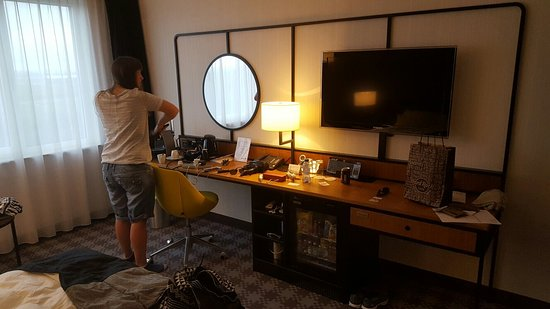 Radisson Blu Hotel Amsterdam Airport: 20160821_095934_large.jpg