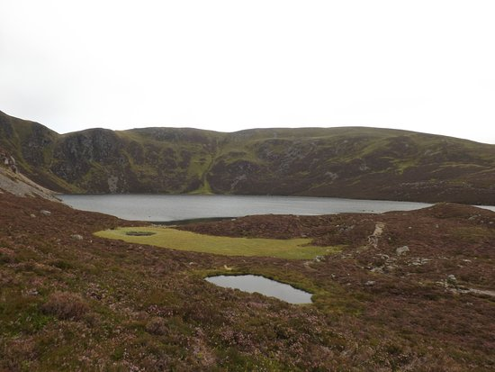 Angus, UK: Loch Brandy (2)