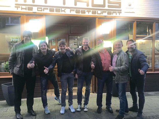 Bocholt, Γερμανία: Restaurant Mythos