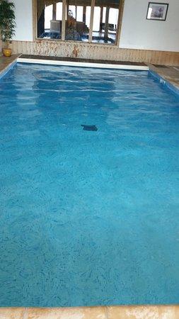 La Rosiere, Frankreich: piscine intérieure chauffée uniquement pour les résidents