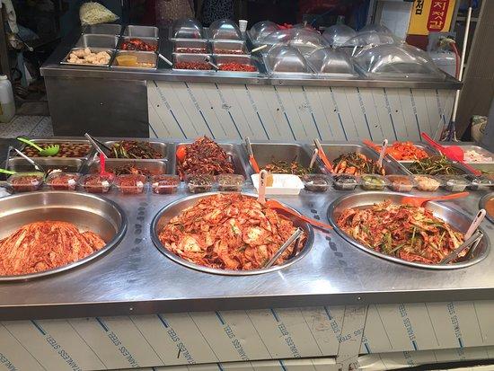 Seogwipo Maeil Olle Market : olle market - seogwipo jeju island