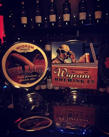 Scotia Restaurant & Whisky Bar: Guest Taps this week