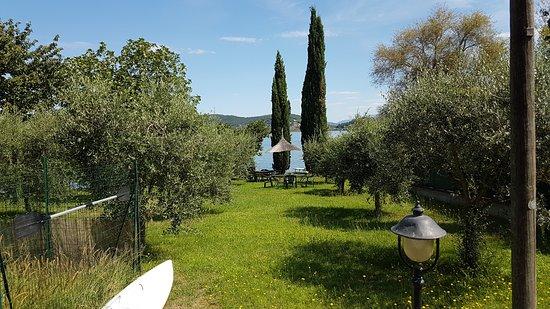 Magione, إيطاليا: Giardino