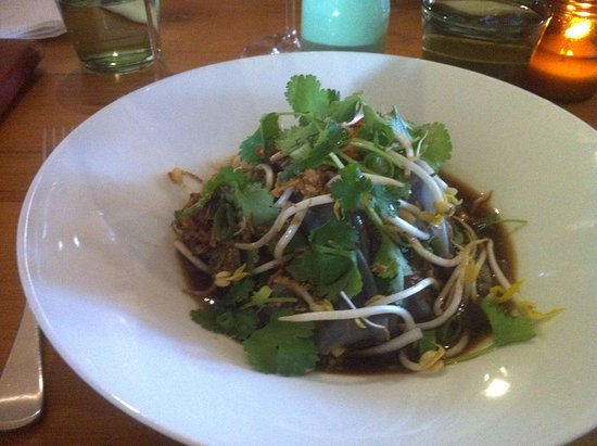 Strathalbyn, Australien: Pho,a beautiful meat and noodle soup with a broth to die for.