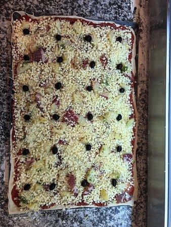 Auch, Fransa: Tres bonne pizzas