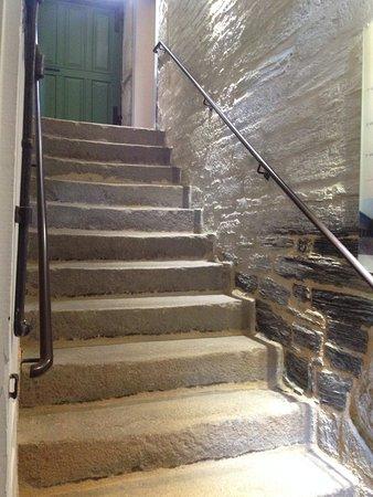 Morlaix, Francia: L'escalier du bâtiment