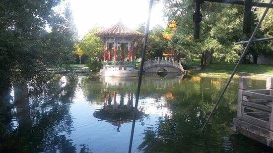 Chinagarten Zurich: Une vue d'ensemble