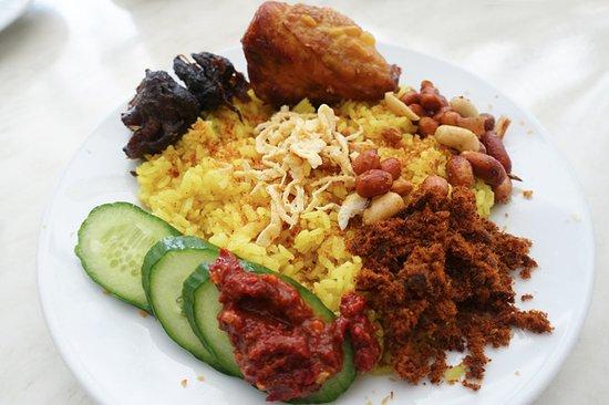 Java: Nasi Kuning ($12.90)