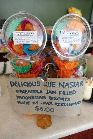 Java: Kue Nastar ($6)