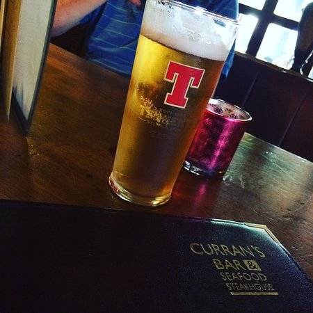 Ardglass, UK: Fantastic beer, great service and an amazing steak sandwich!!!!