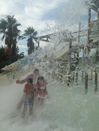 Aquabrava: zona infantil