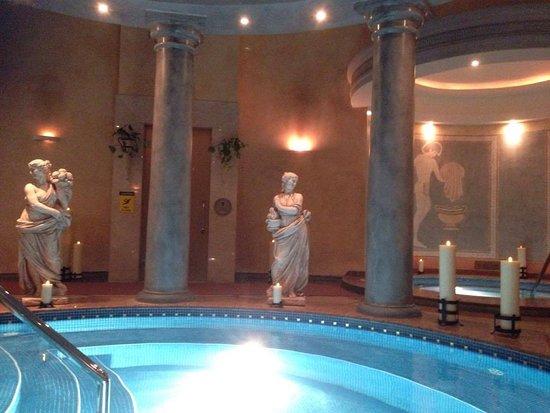 Le Royal Meridien Beach Resort & Spa: HAMMAM POOLS