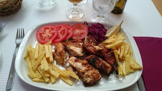 O Alberto Restaurante : O Alberto août 2016