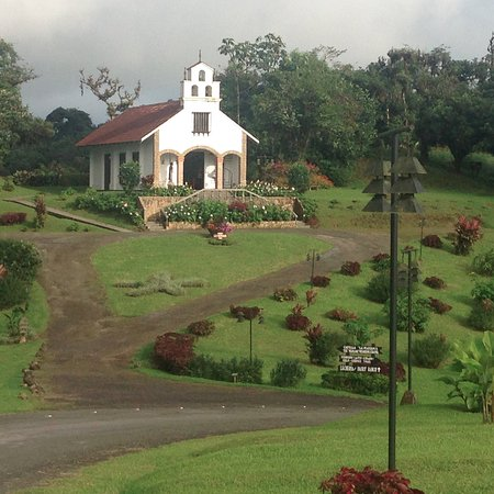 San Ramon, Costa Rica: The chapel