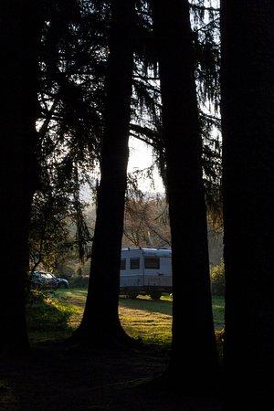 San Sigismondo, Italien: Campsite