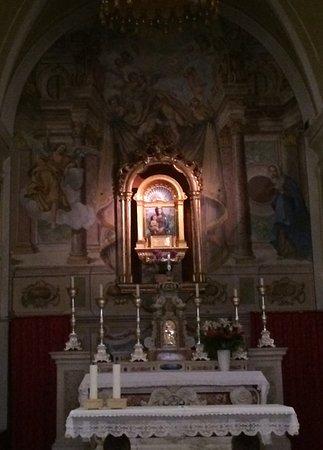 Santuario Madonna di Strada in Fanna