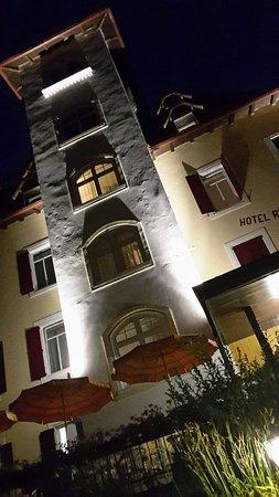 Hotel Regina del Bosco Ronzone: 20160808_213239_large.jpg