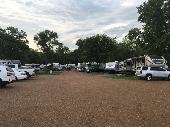 Goodlettsville, TN: Crowded Trailer Park