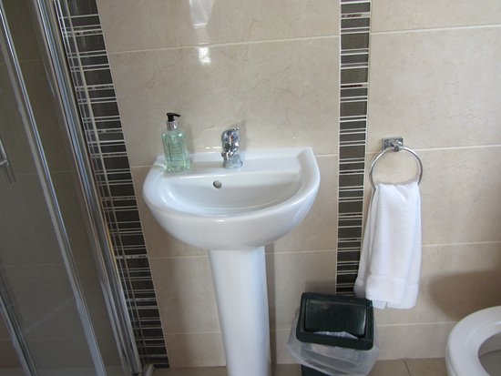 Drogheda, Ierland: bathroom