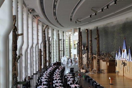 Canadian Museum of Civilization: grande galerie