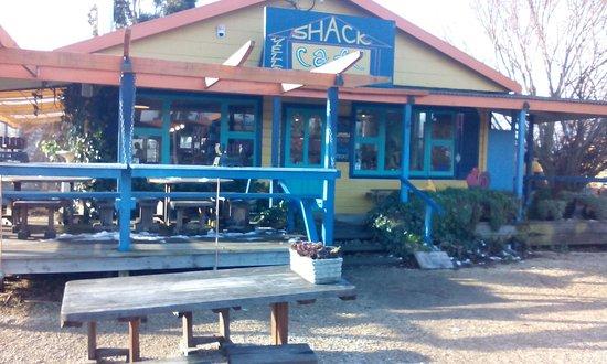 Springfield, Nya Zeeland: Yello Shack Cafe
