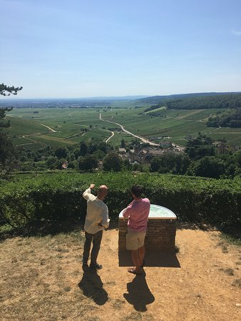 Puligny-Montrachet, France : Fantastic visit