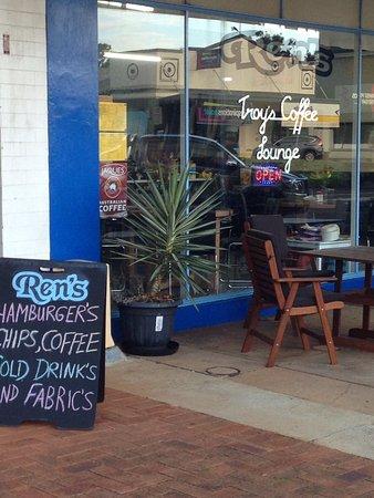 Atherton, Australia: Troy's Coffee Lounge