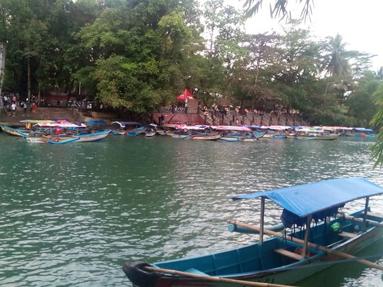 West Java, อินโดนีเซีย: view from baraja dock