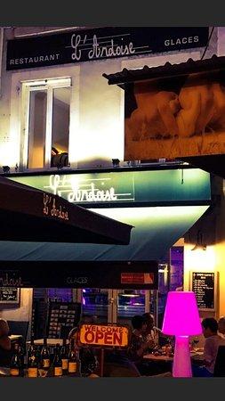 Tournon-sur-Rhone, Francia: Bienvenue.....